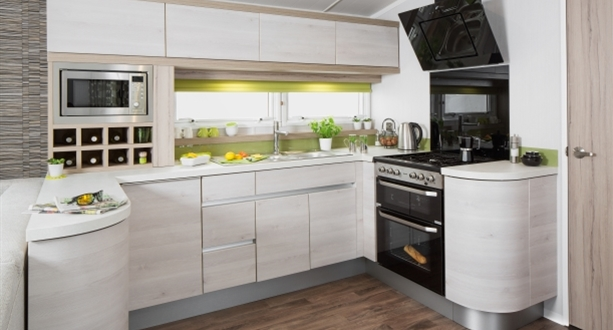 2017 Swift Alsace Kitchen