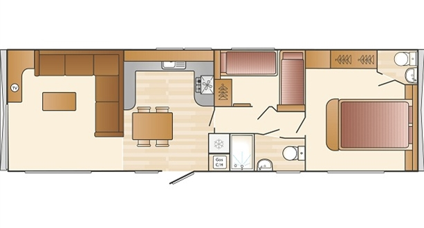 2017 Swift Alsace Floorplan