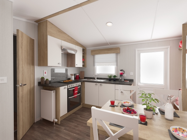Sandycove - 2019 Swift Biarritz Kitchen