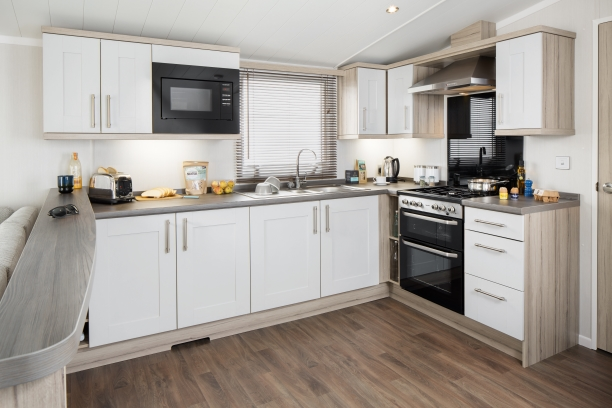 Sandycove - 2019 Swift Moselle Kitchen