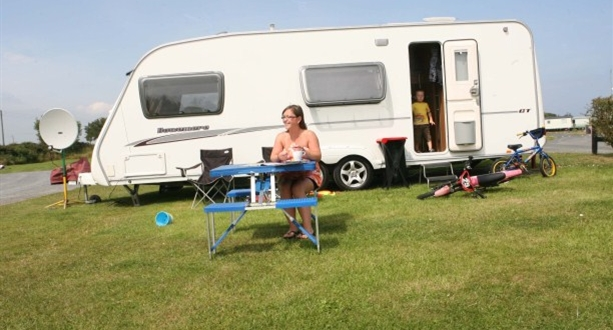 Sandycove Touring Caravan Sites UK