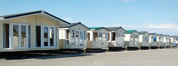 Sandycove caravan sales